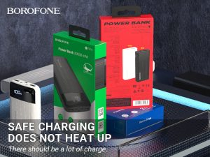 Read more about the article BOROFONE T Series Power Banks