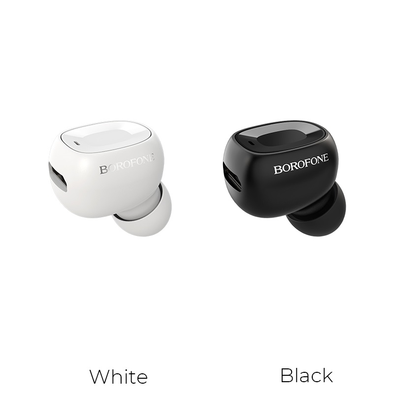 borofone bc28 shiny sound mini wireless headset colors