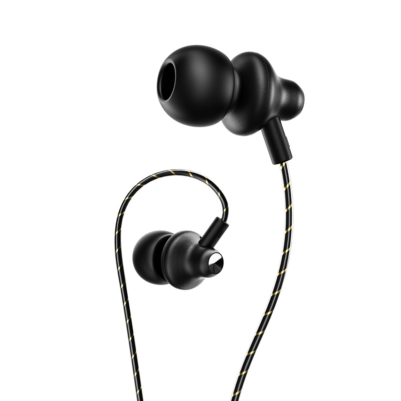 borofone bm42 sophisticated universal earphones with mic