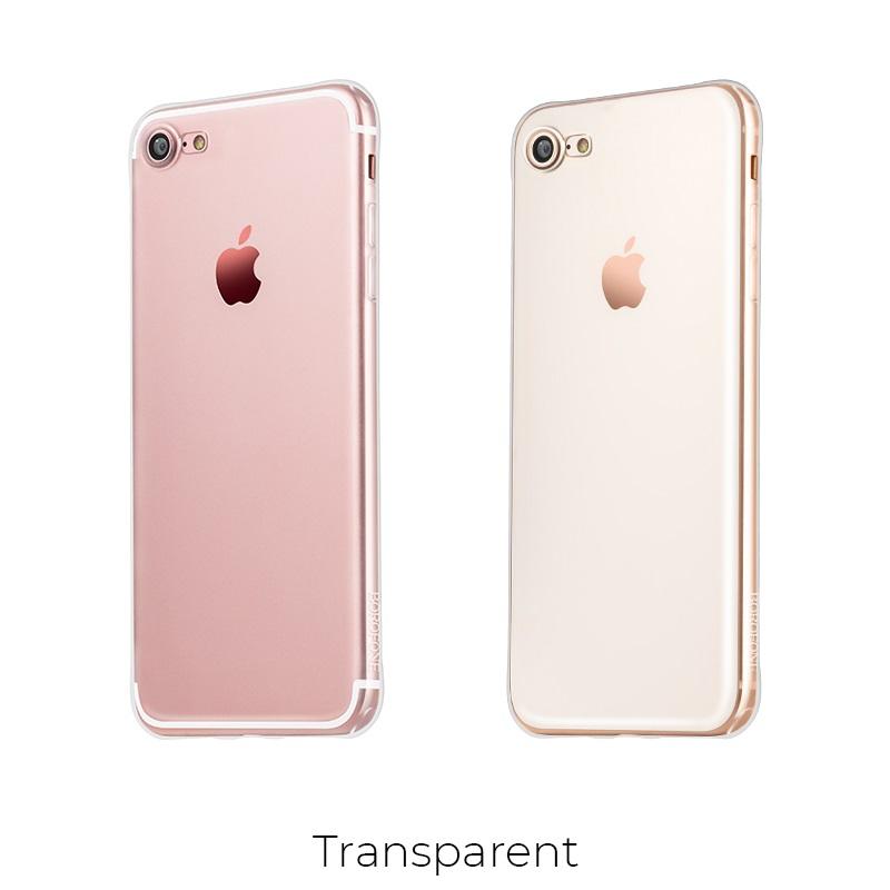 borofone ice series bi4 phone case for iphone 7 8 phones colors
