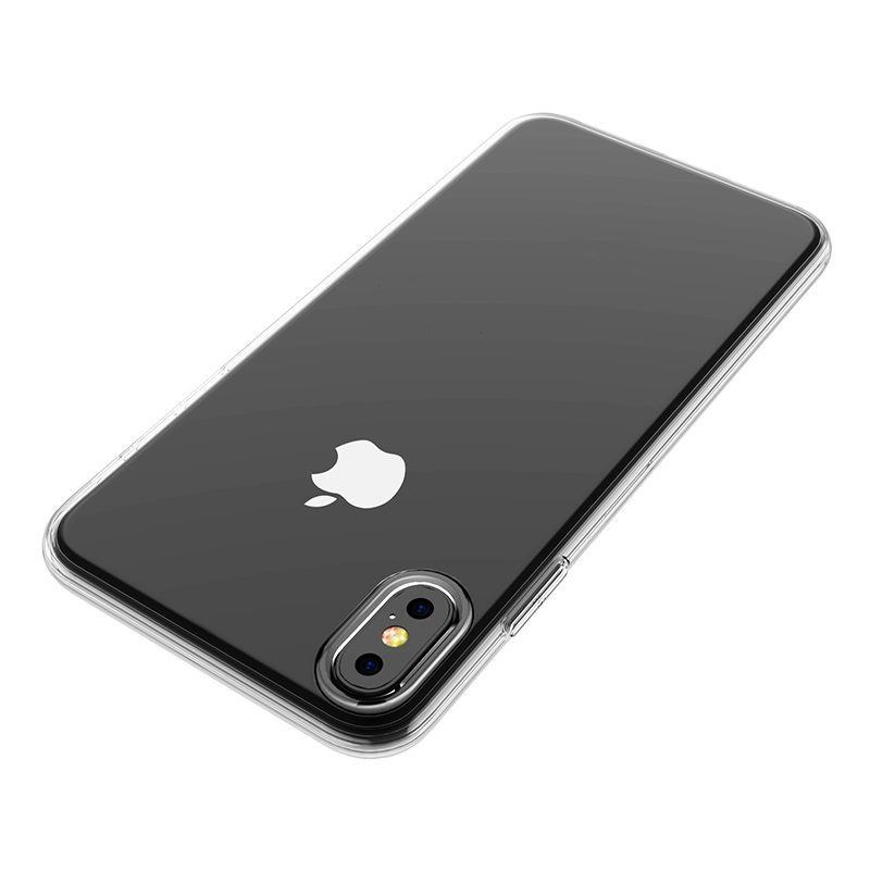 borofone ice series bi4 phone case for iphone xr xs max camera