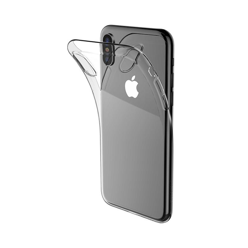 borofone ice series bi4 phone case for iphone xr xs max flexible