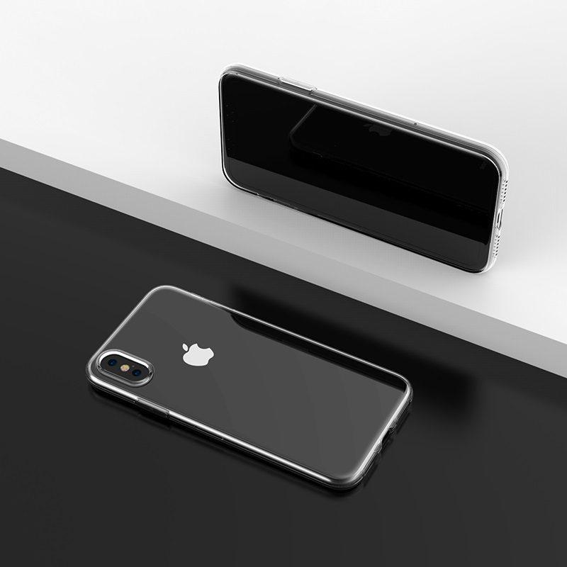 borofone ice series bi4 phone case for iphone xr xs max interior