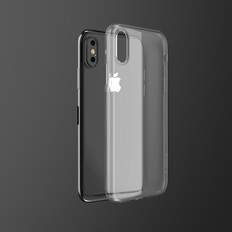 borofone ice series bi4 phone case for iphone xr xs max phone
