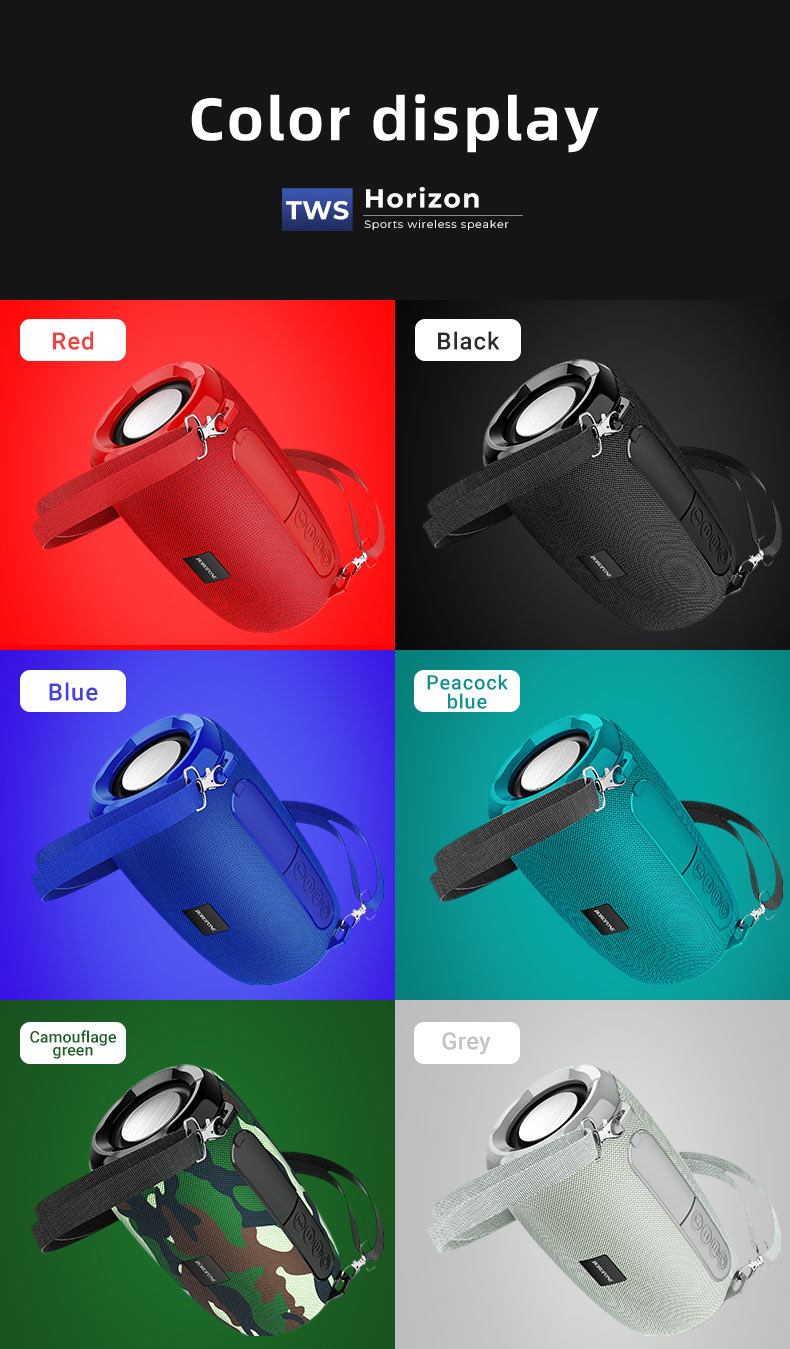 borofone news br4 horizon sports wireless speaker colors en