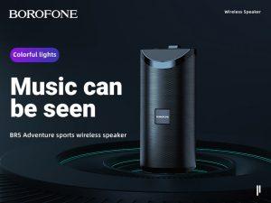 Read more about the article BOROFONE BR5 Adventure wireless speaker