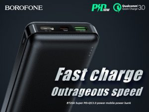 BOROFONE BT26A PD+QC3.0 power bank