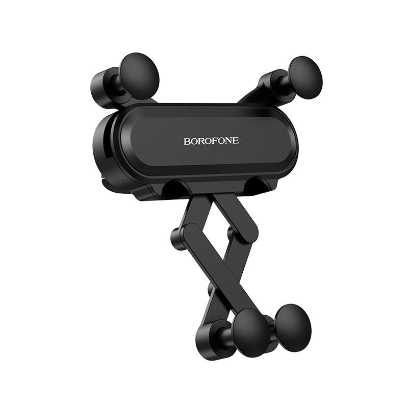 borofone bh19 eddie air outlet gravity in car holder mount