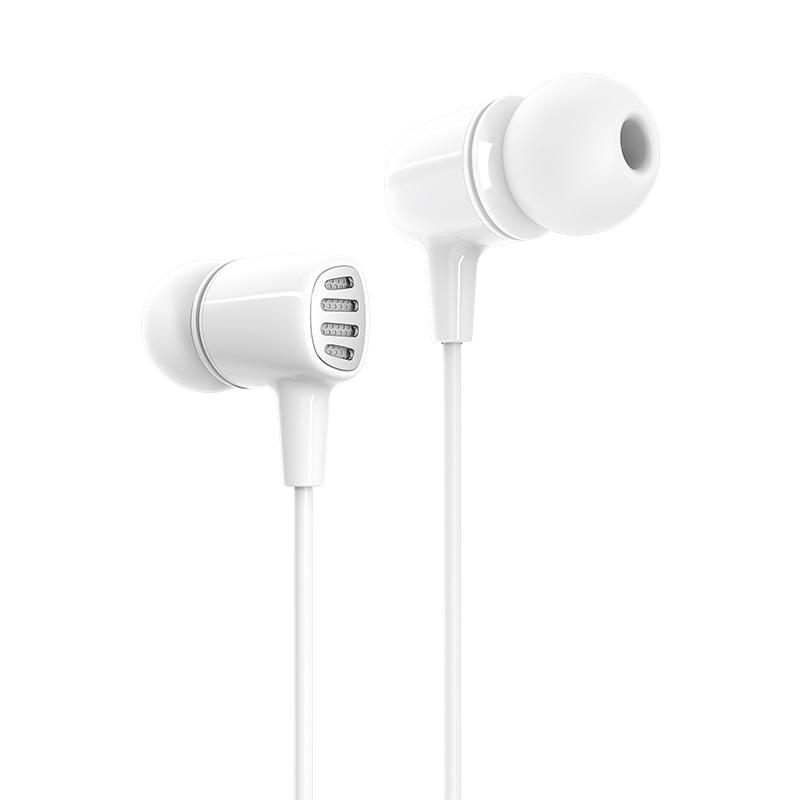 borofone bm43 remy universal earphones with mic