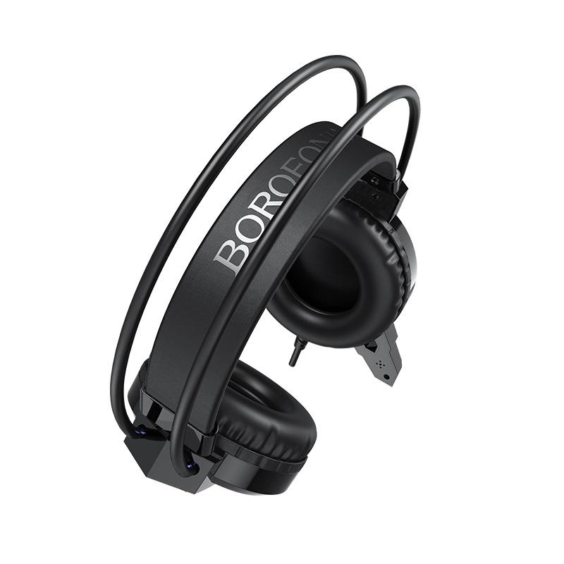 borofone bo100 fun gaming headphones headband