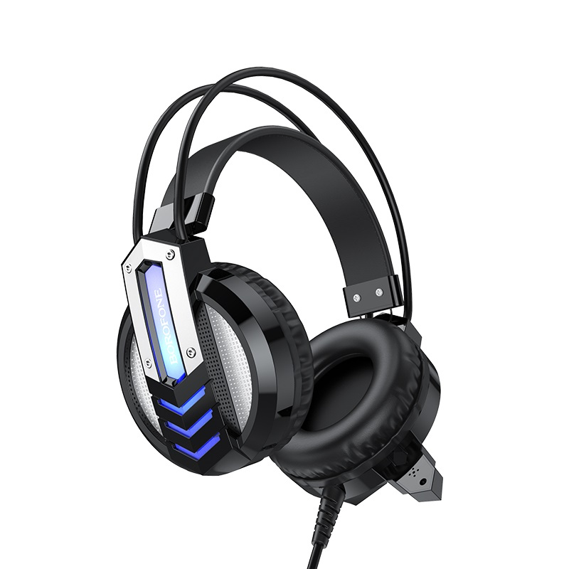 borofone bo100 fun gaming headphones mic
