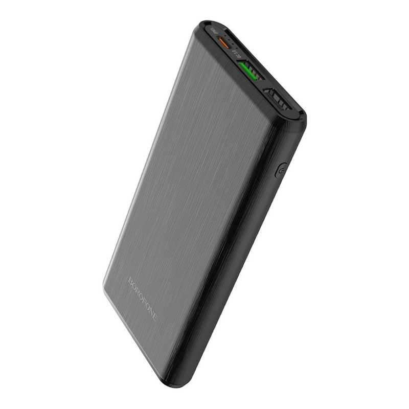 borofone bt30 dynamic pd qc30 mobile power bank 10000mah