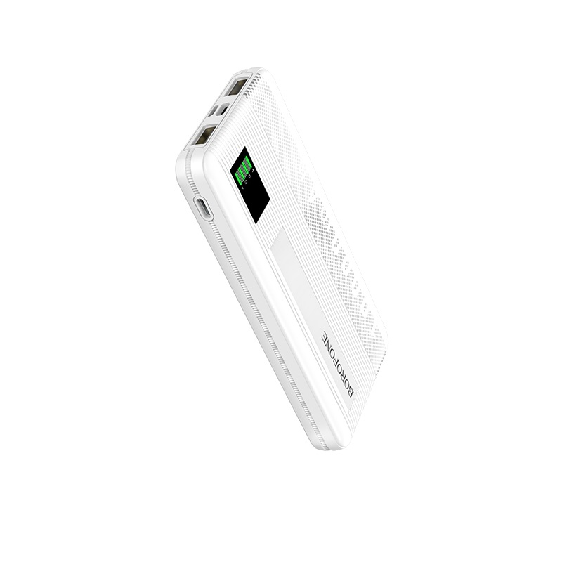 borofone bt32 precious mobile power bank 10000mah front