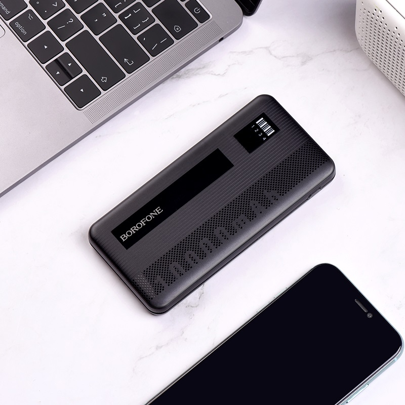 borofone bt32 precious mobile power bank 10000mah interior