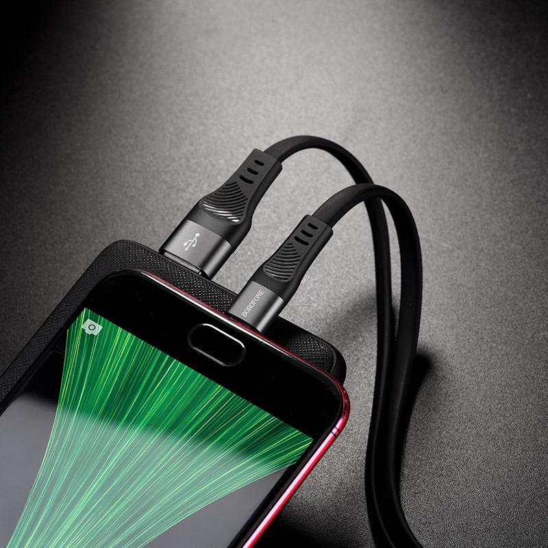Кабель USB на Micro-USB BU18 Crown