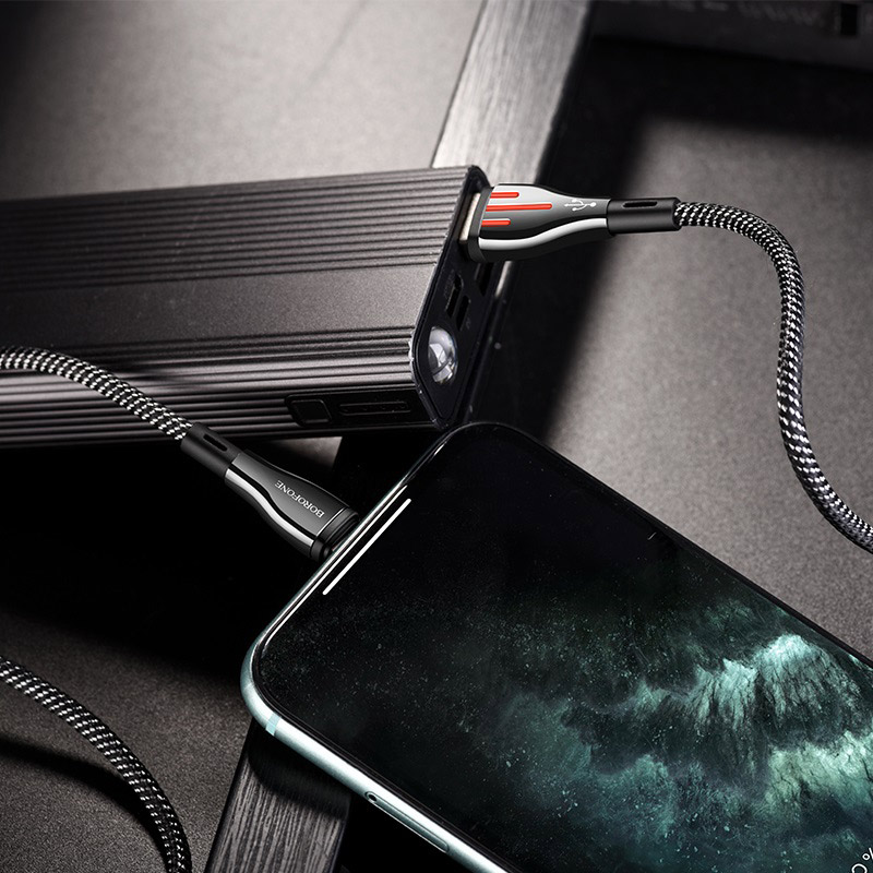 Кабель USB на Lightning BU23 Highway