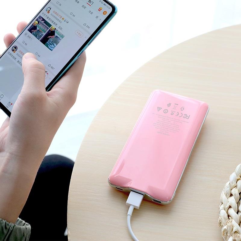 borofone bt33 royal power mobile power bank 10000mah phone