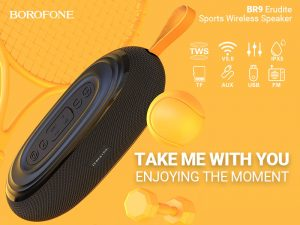 BOROFONE BR9 Erudite wireless speaker