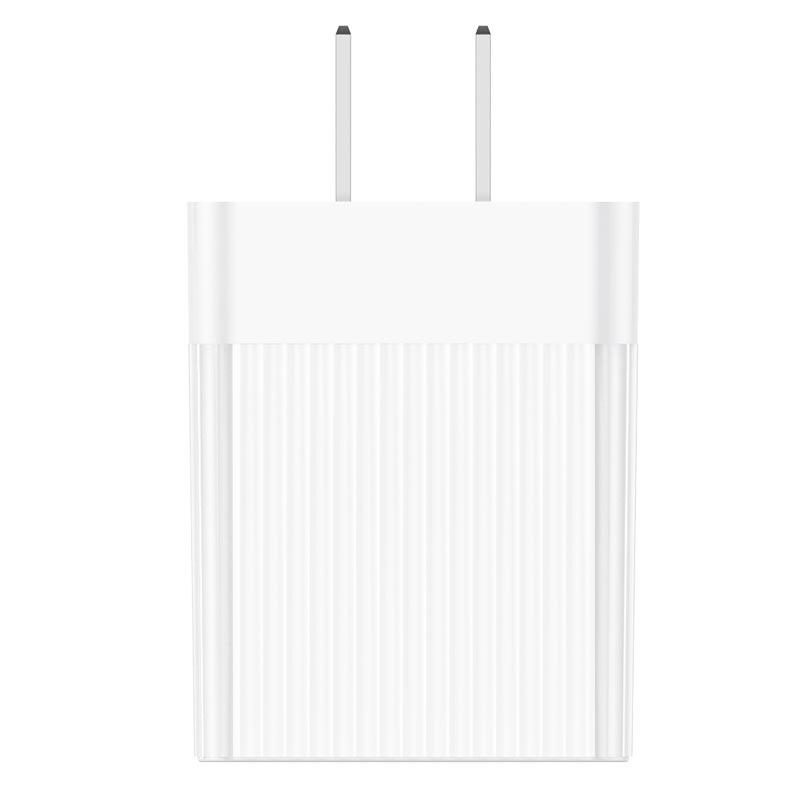 borofone ba47 mighty speed single port qc3 wall charger us plug