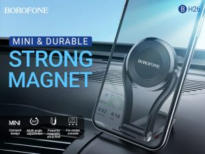 BOROFONE BH26 Keeper in-car holder