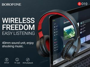 BOROFONE BO10 Precious wireless headphones