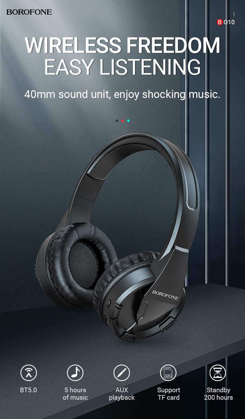 borofone news bo10 precious wireless headphones freedom en