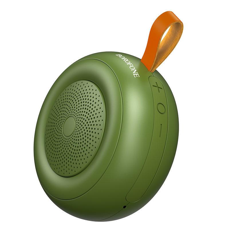 borofone br10 joyful shine sports wireless speaker buttons