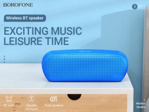 BOROFONE BR11 Sapient wireless speaker
