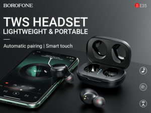 BOROFONE BE35 Agreeable voice TWS headset