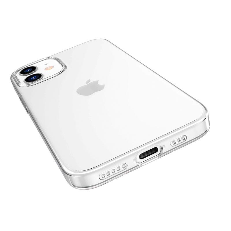borofone ice series bi4 phone case for iphone 12 6.1 holes