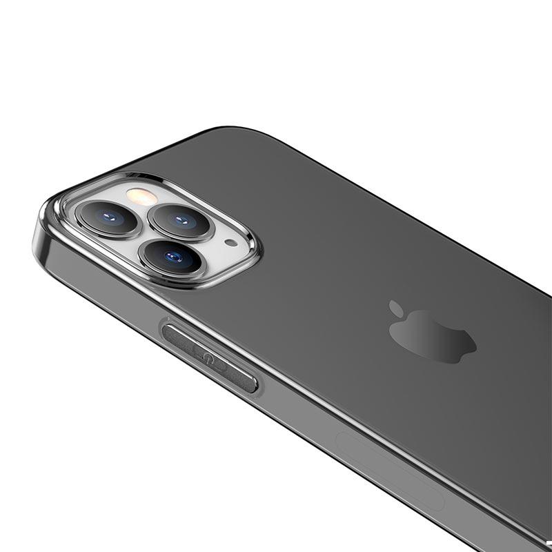 borofone ice series bi4 phone case for iphone 12 6.1pro 6.7 camera