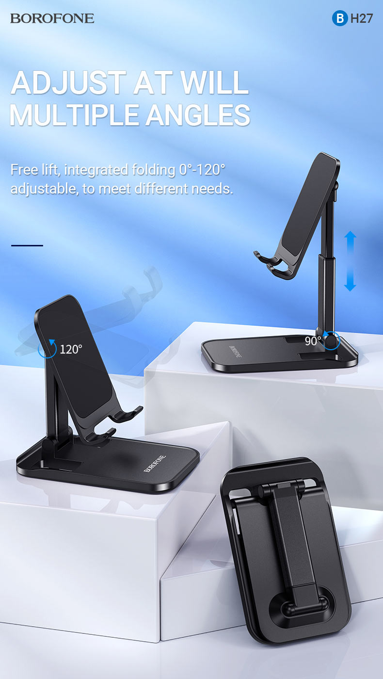 borofone news bh27 superior folding desktop stand adjust en