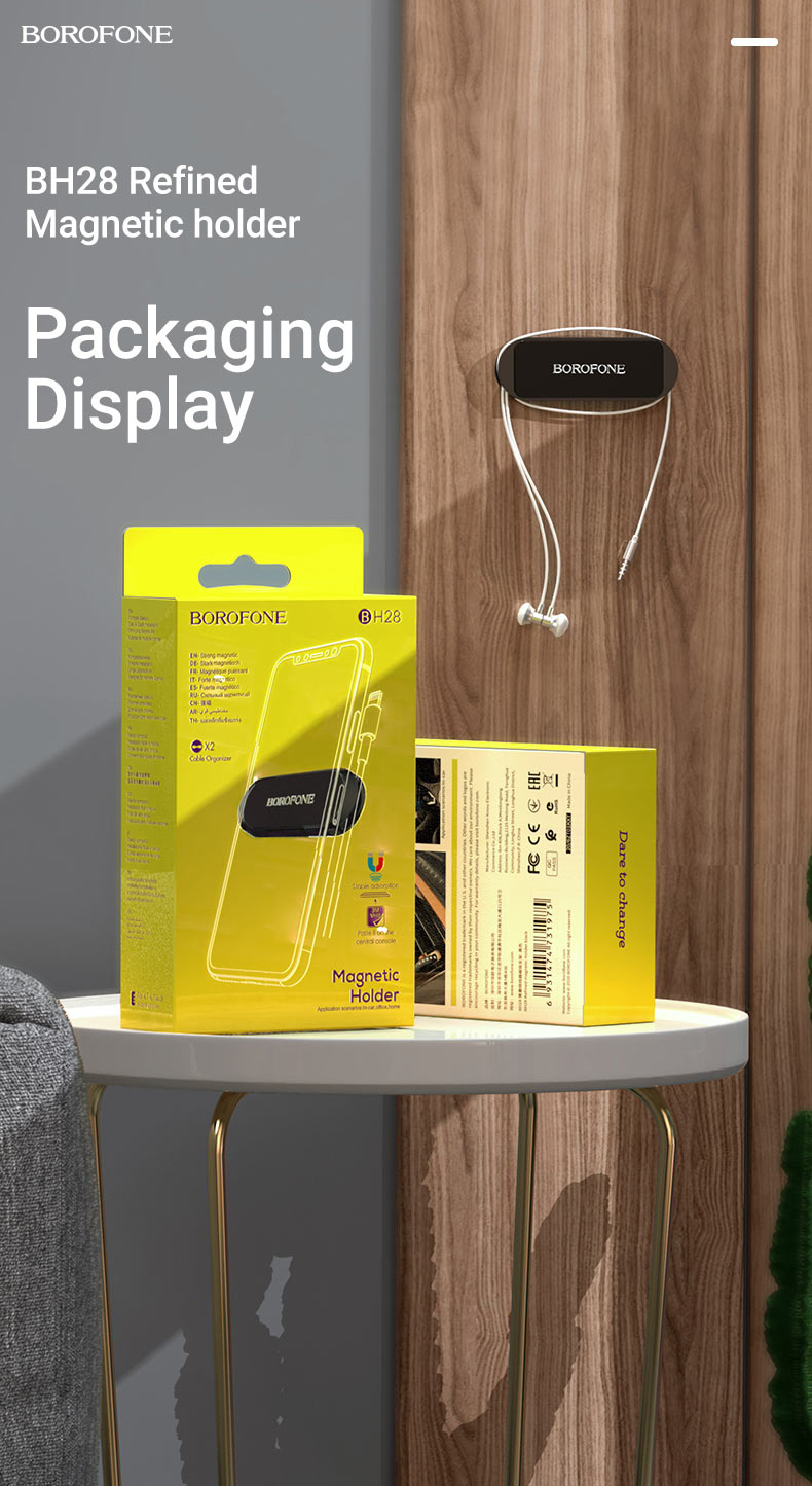 borofone news bh28 refined magnetic holder packaging en
