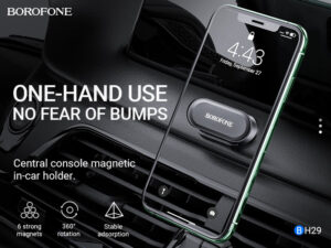 BOROFONE BH29 Graceful in-car holder