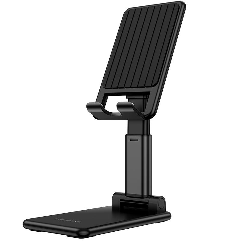 borofone bh33 praised mobile phone folding desktop stand