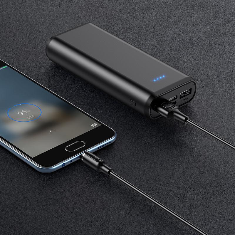 Кабель USB на Micro-USB BX41 Amiable
