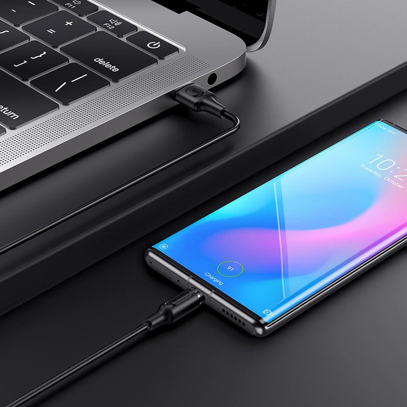 Кабель USB на USB-C BX41 Amiable
