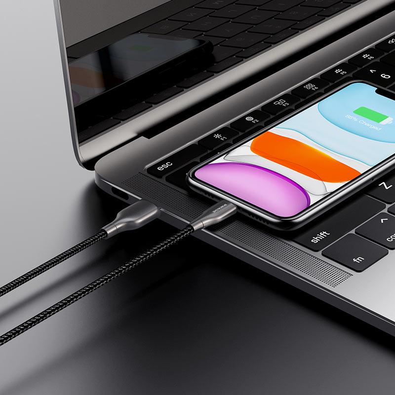Кабель USB на Lightning BX45 Fast selling