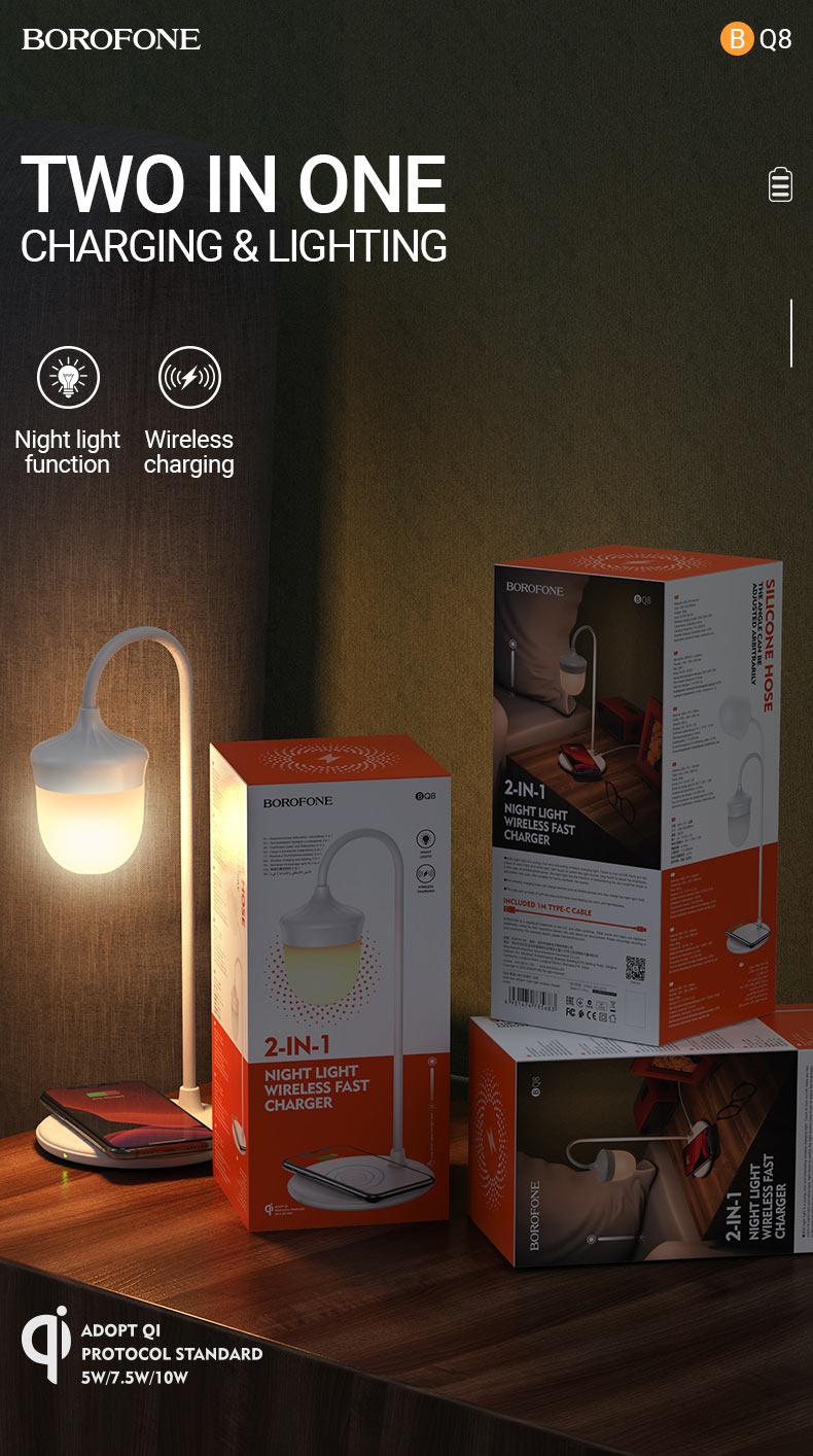 borofone news chargers collection bq8 en