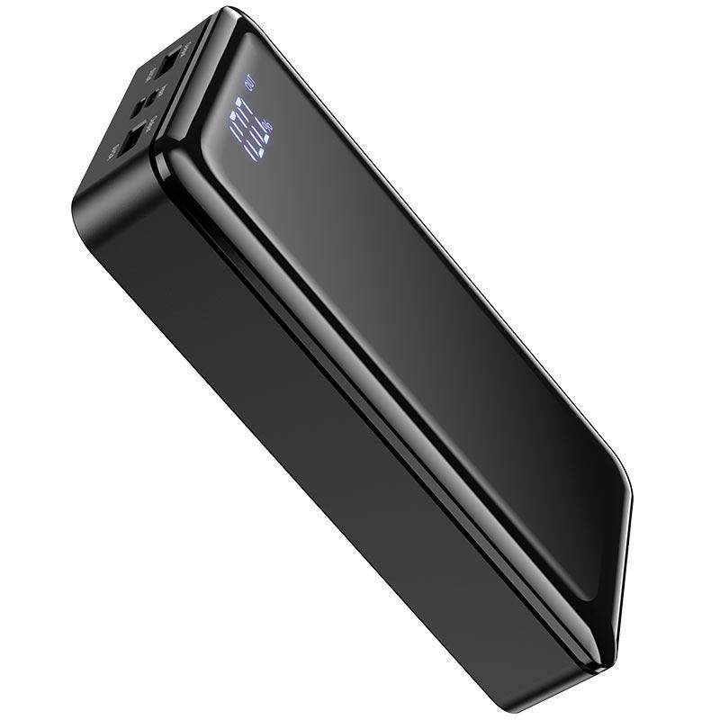 borofone bj8 extreme power bank 30000mah mobile