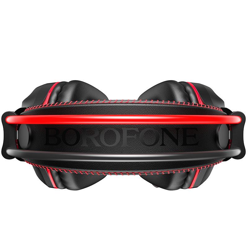 borofone bo101 racing gaming headphones headband