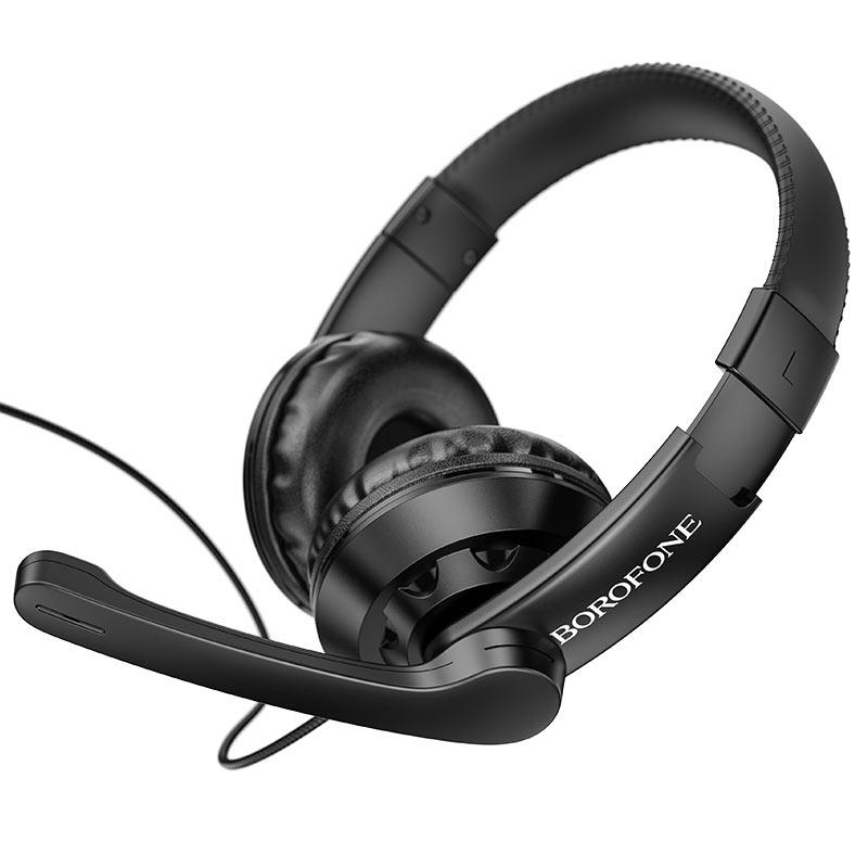 borofone bo102 amusement gaming headphones adjust
