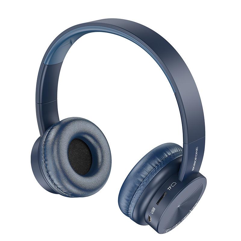 borofone bo11 maily bt headphones headband