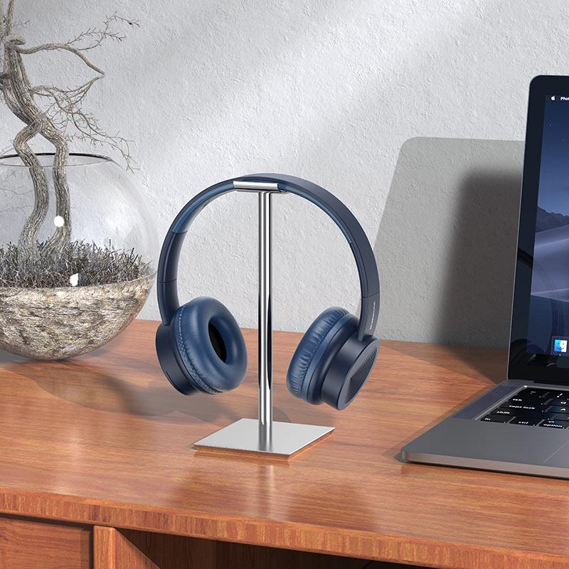 borofone bo11 maily bt headphones interior