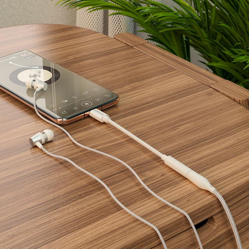 Audio converter USB-C to 3.5mm jack BV13
