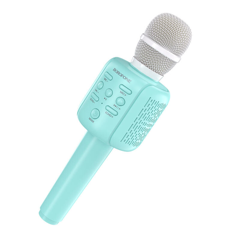 borofone bf1 rhyme караоке микрофон