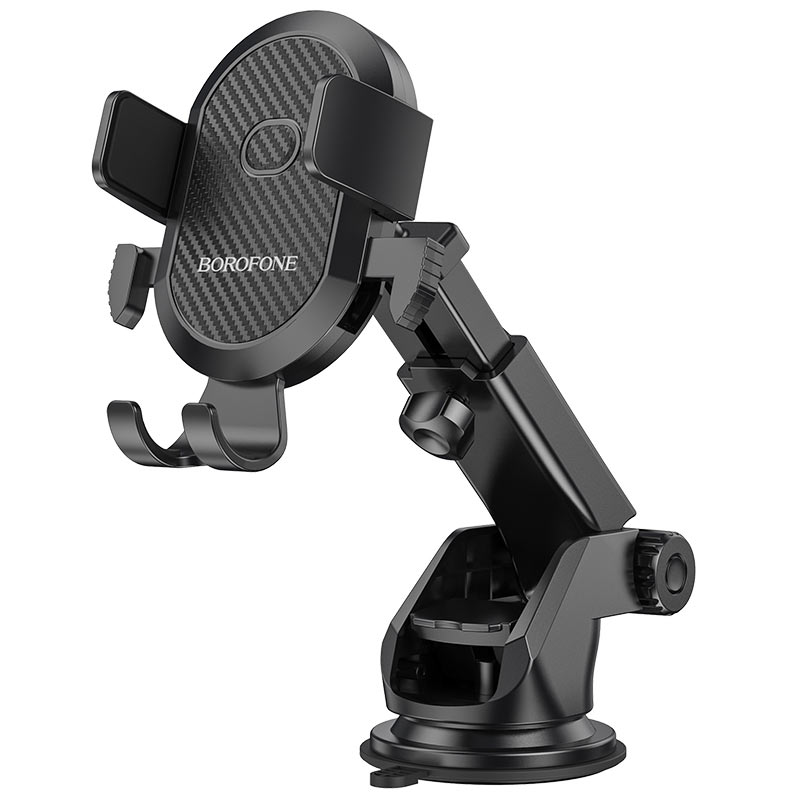 borofone bh39 amazing bay one touch center console car holder extended