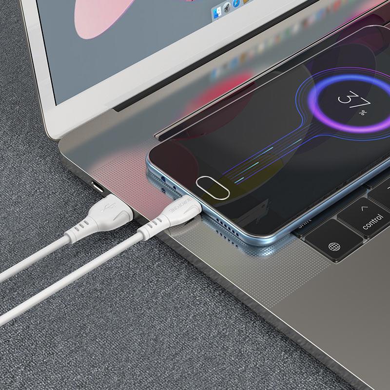 Кабель USB на Micro-USB BX51 Triumph