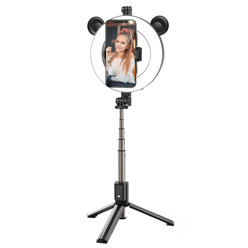 borofone by6 perfectpic fill light live broadcast holder