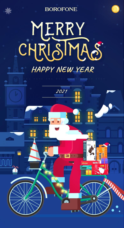 borofone happy new year merry christmas 2021 en